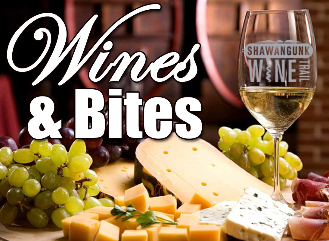 Get your yummy on at Wines & Bites!!!