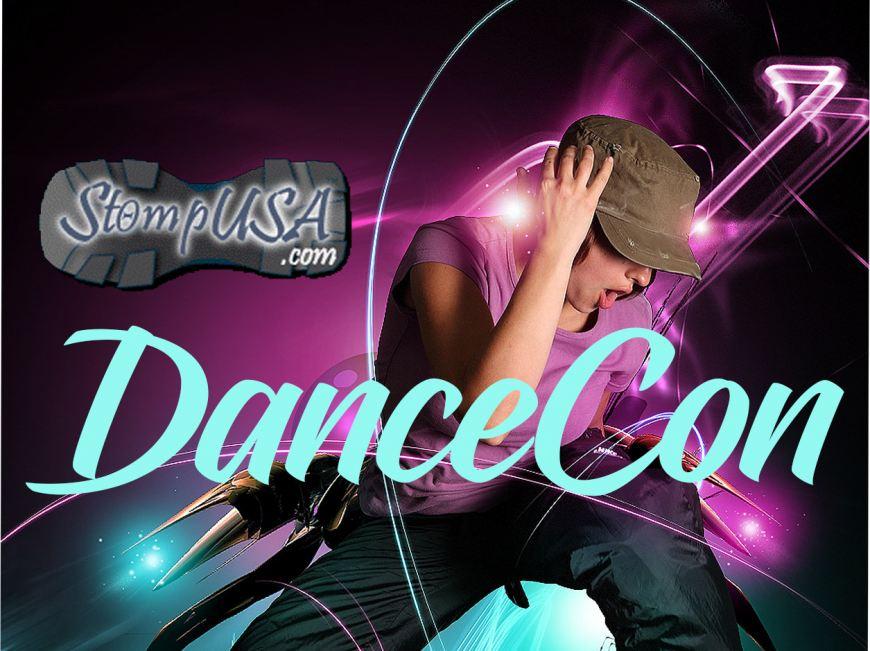 @StompUSA DanceCon Banner