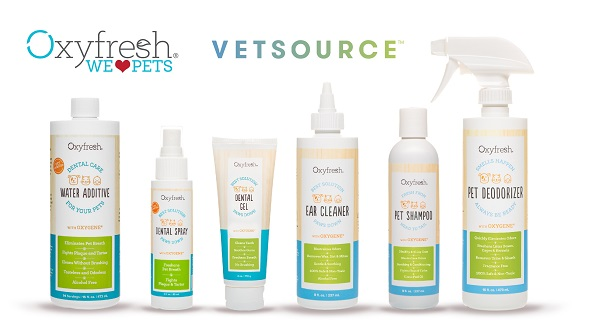 Vetsource Annoucement Oxyfresh Pets