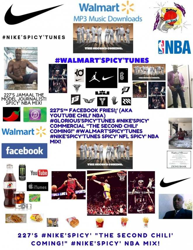 804e69de26d 227 s™  GLORIOUS Spicy Tunes  Nike Spicy  Commercial