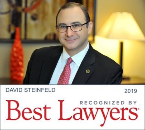 Best Lawyer David Steinfeld