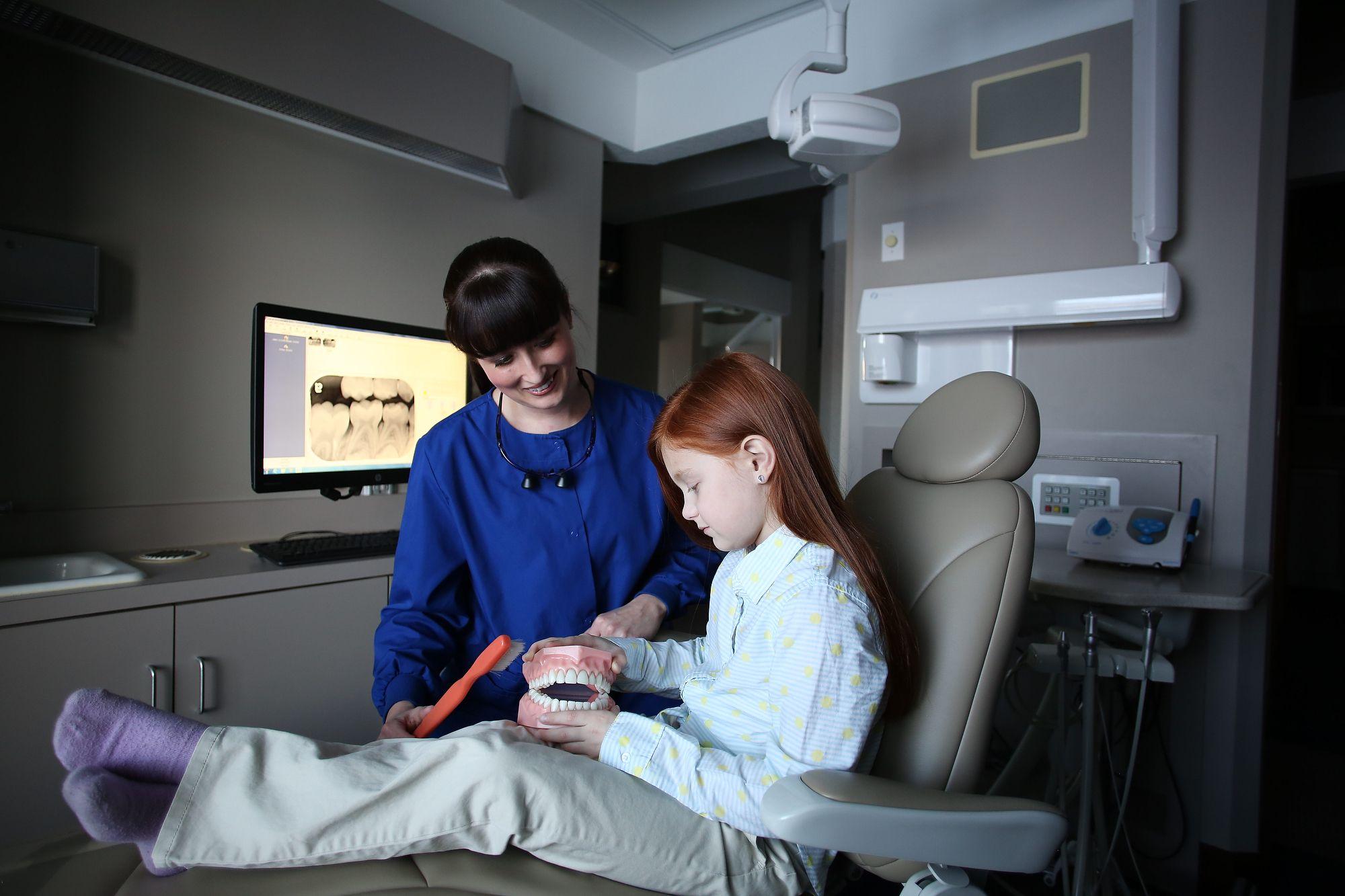 RLJ Dental - dental hygiene for kids