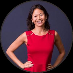 International Keynote Speaker and Trainer, Christina Aldan