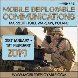 Mobile Deployable Communications 2019