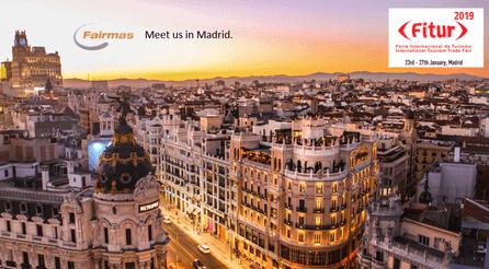 Fairmas attends FITUR 2019 Madrid