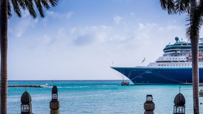 Cruise Ship Aruba