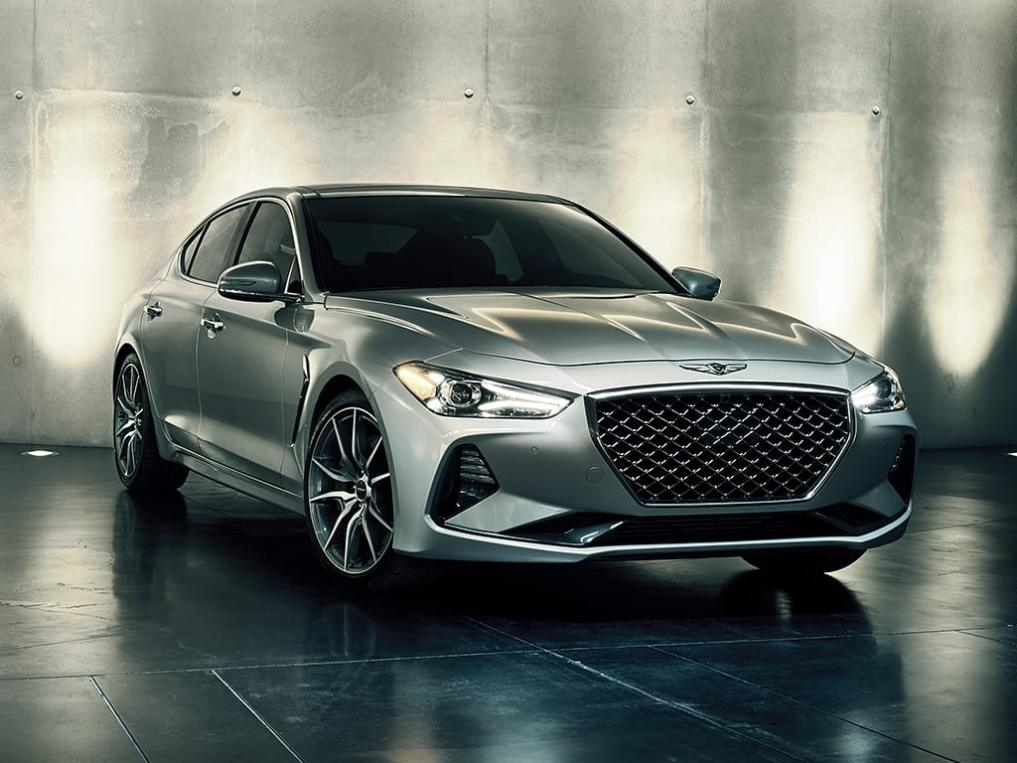 Tulsa Car Dealerships >> Genesis Of Tulsa First Dealership With The G70 In Oklahoma