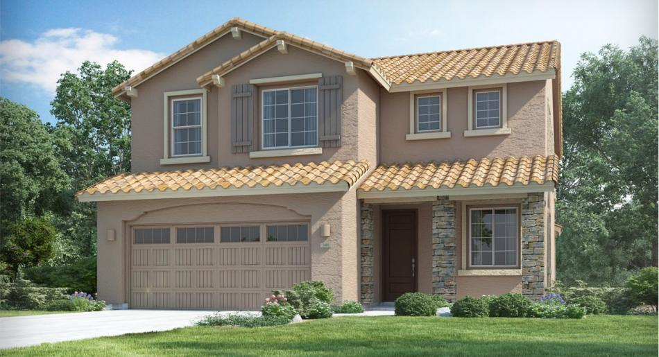 New homes coming soon to the desirable Western Enclave masterplan in Phoenix