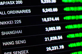 Asia Markets Positive - China US Tensions Easing?