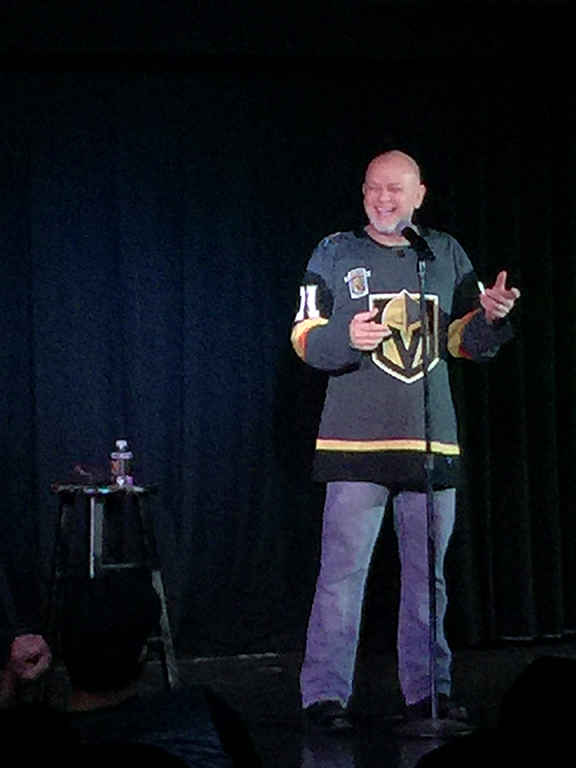 Don Barnhart Appears Nightly At Jokesters Las Vegas