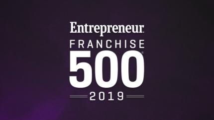 2019 Entrepreneur TOP 500