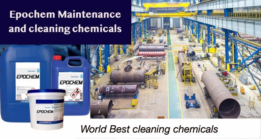 Epochem cleaning chemicals