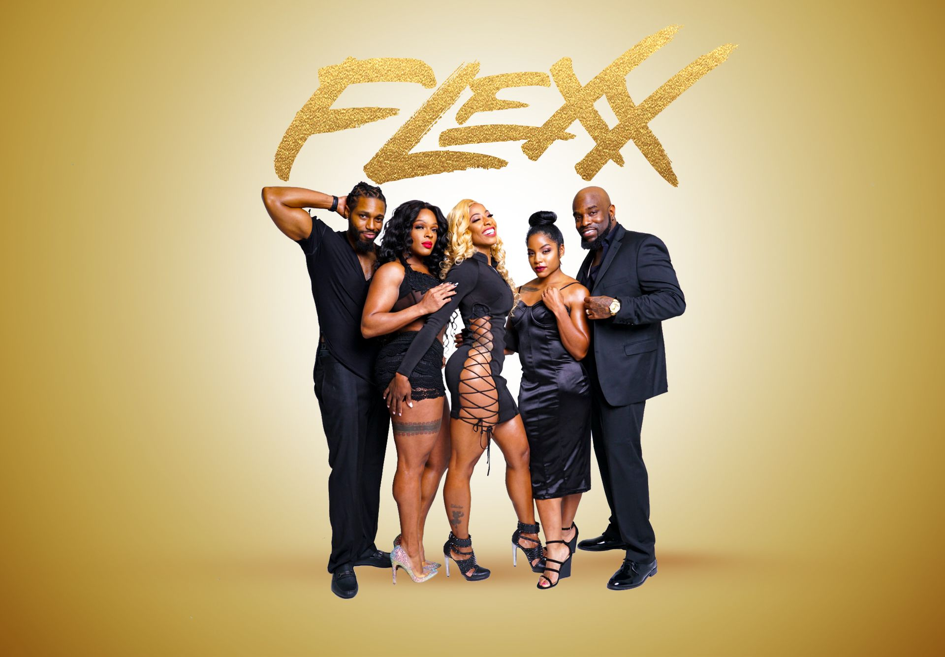 FLEXX Fresh New Reality TV Show Coming to Amazon Prime Summer 2019