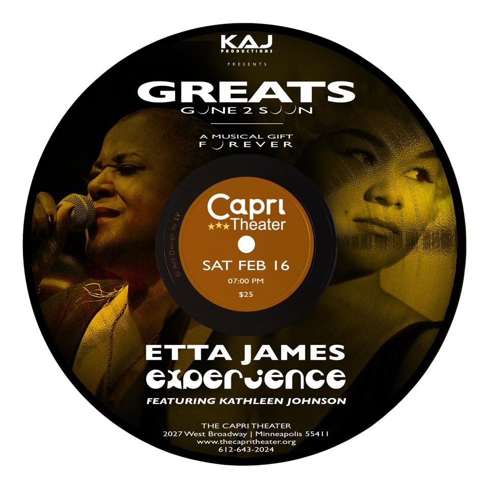 Greats Etta James