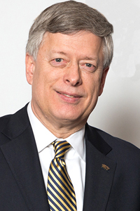 Thiel College Trustee Emeritus Mark A. Nordenberg, J.D. '70, H'97