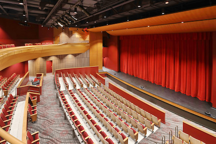 Combs Performing Arts Center