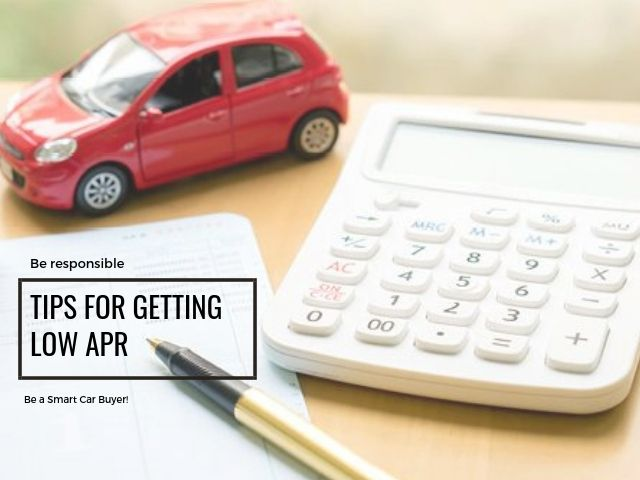 Analyzing APR: Tips to Consider before buying your Next Car
