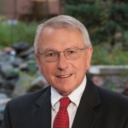 Dr. John M. Conn, Inventor of the ConnREAP™ device
