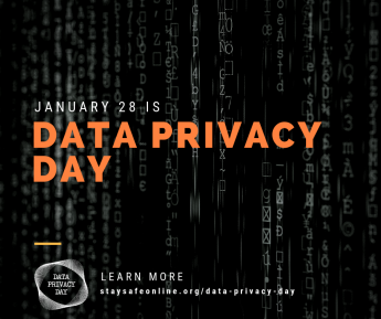 Data Privacy Day is Jan. 28, 2019