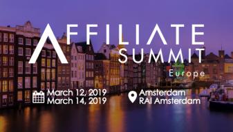 Affiliate Summit Euro 2019