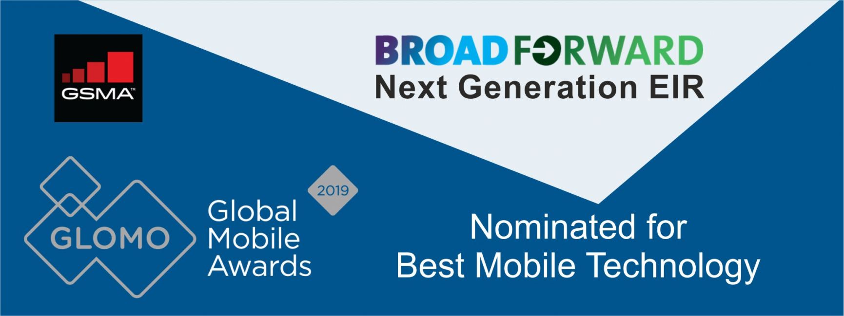 GSMA GLOMO 2019 Nomination EIR