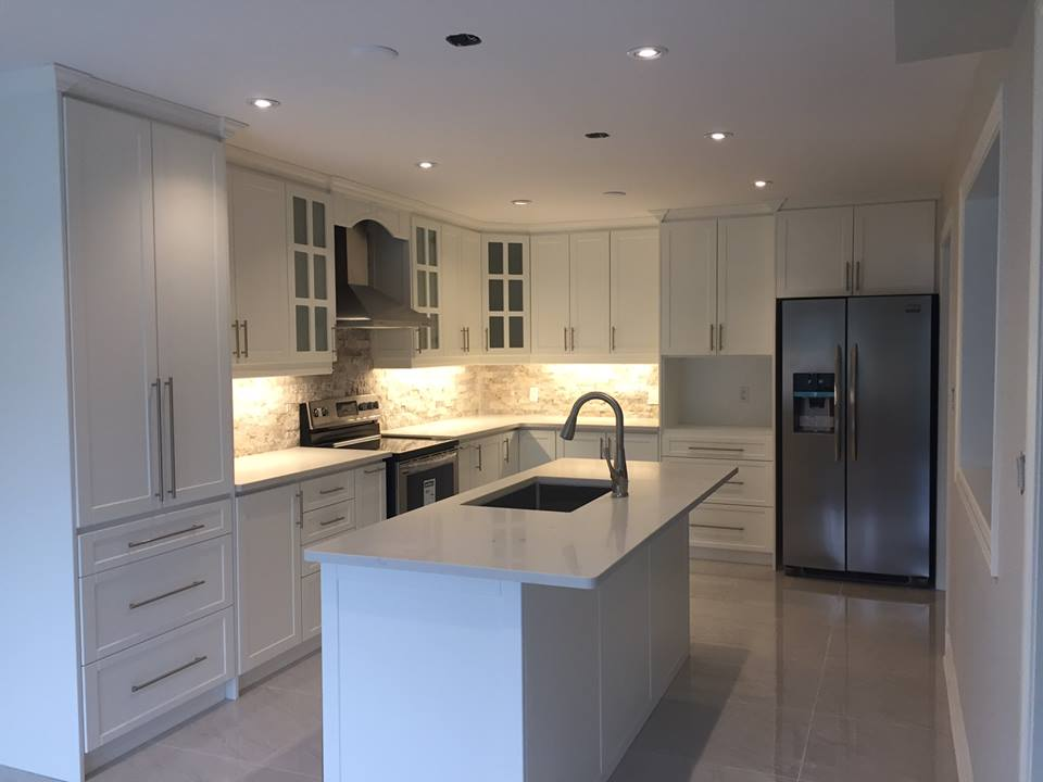 Kitchen Cabinets Richmond Hill Orange Contracting Prlog