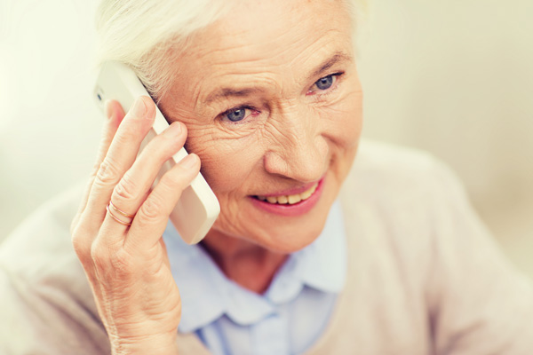 The AAASWFL Elder Helpline saw a 10,000 call increase in 2018. (Stock photo)