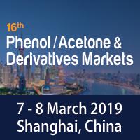 16th Phenol/Acetone & Derivatives Markets