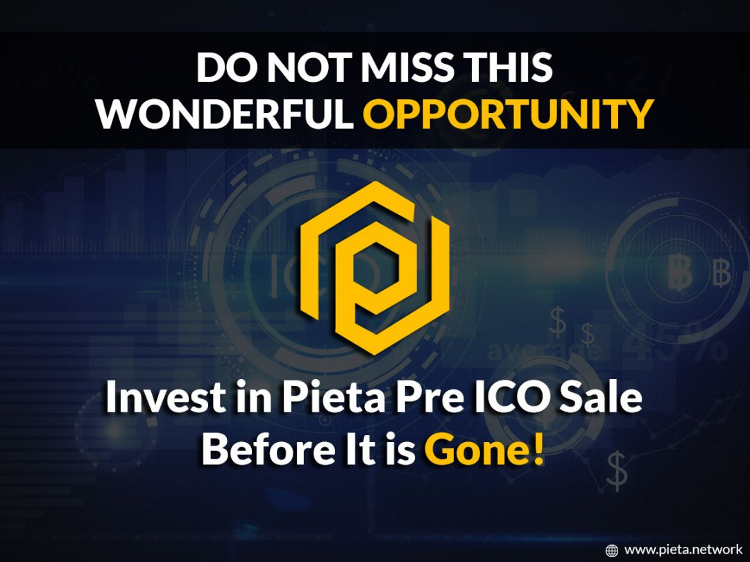 Pieta-Pre-ICO-Sale