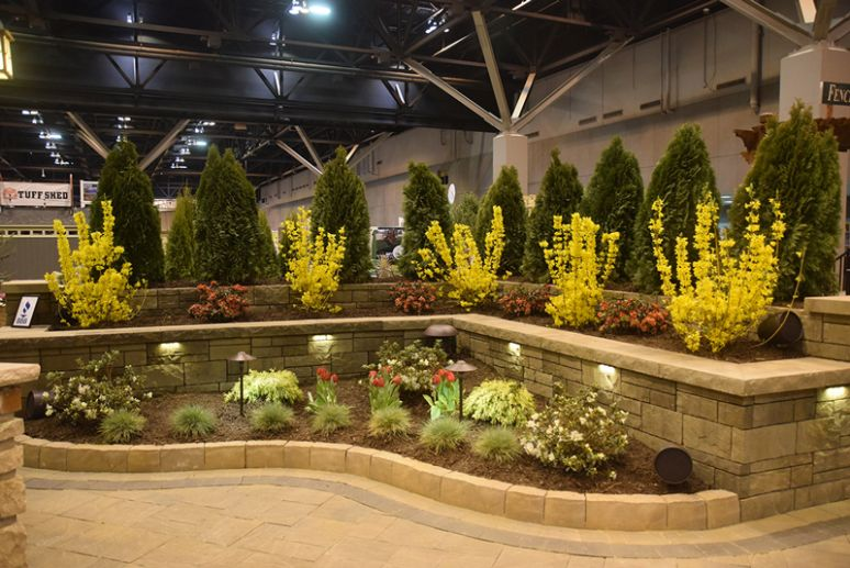 Tour 25,000+ square feet of Garden Art at the Home & Garden Show