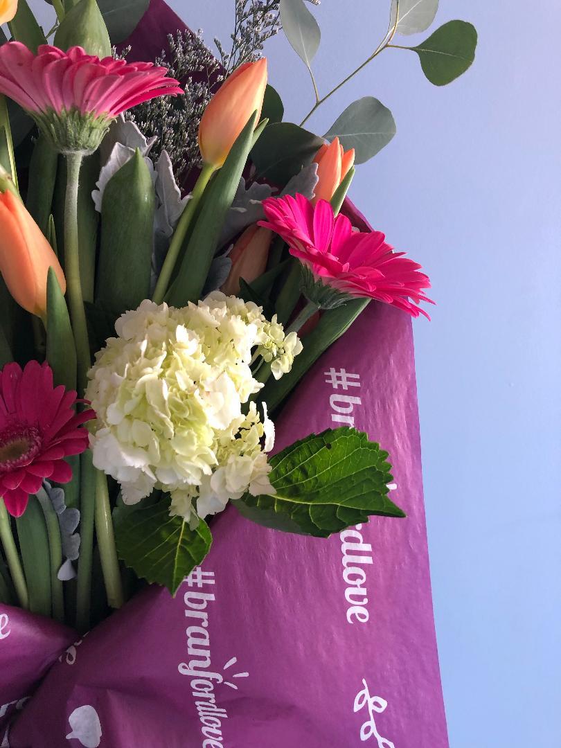 #branfordlove bouquet
