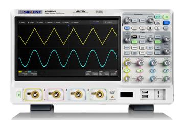 Siglent 5000X Oscilloscope from Saelig