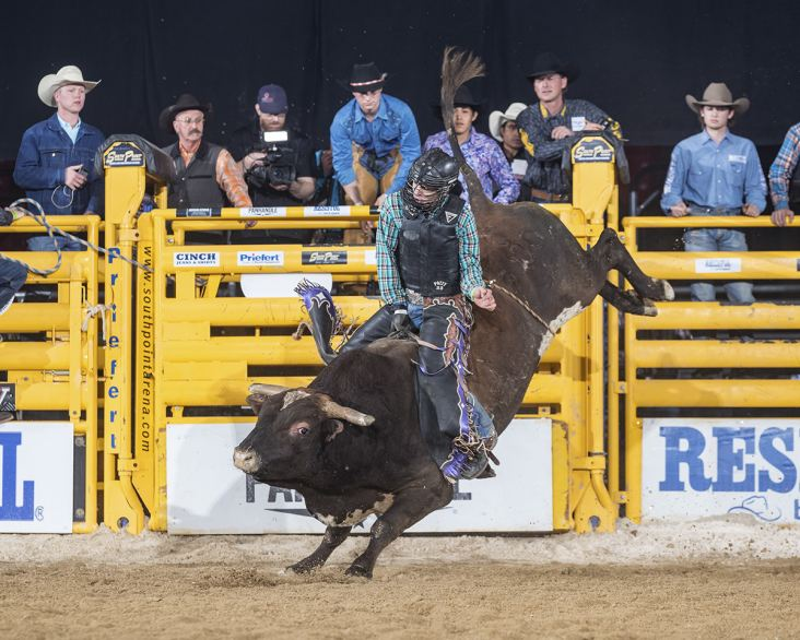 Louisiana NFR Bull Rider Koby Radley Returns to Bossier to Compete