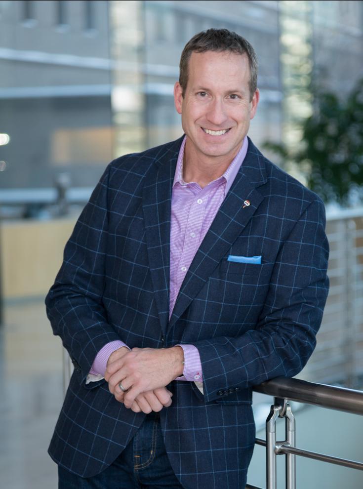 Adam Contos, CEO of RE/MAX,LLC