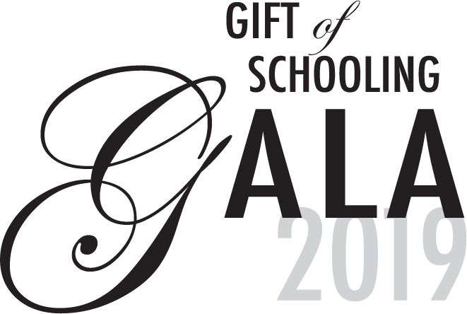 Yours Humanly 2019 Gift of Schooling Gala, February 23