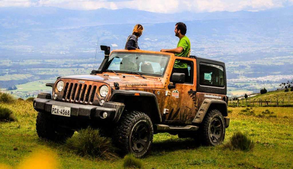 A New Self-Drive Luxury Tour in Ecuador