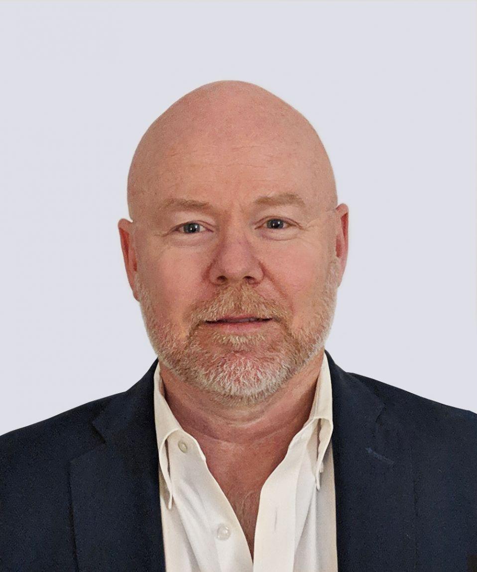Paul Bradley, VP of Technology
