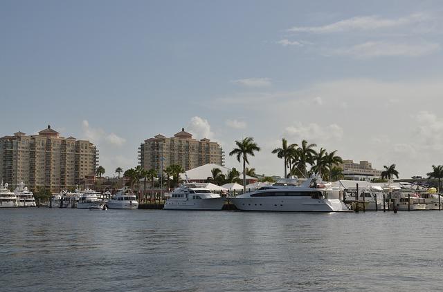 Fort  Lauderdale, Florida. Photo credit: pixabay.com