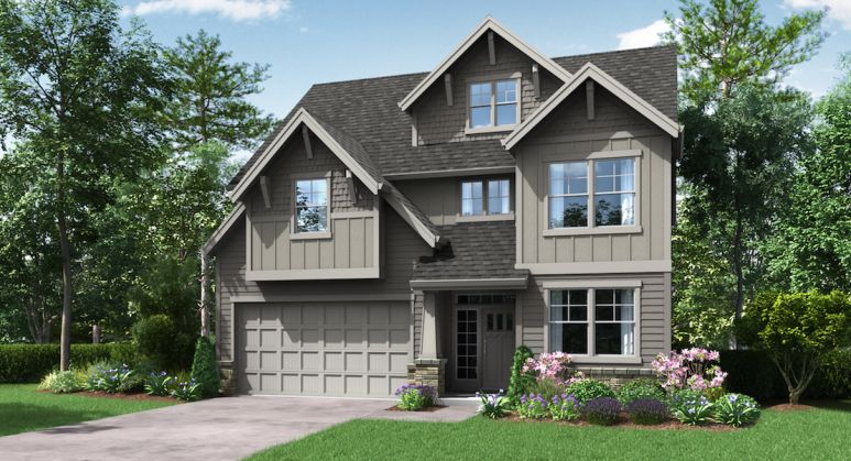 New homes for sale in Beaverton located six miles from downtown