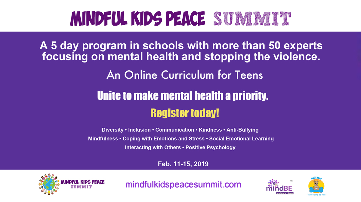 Mindful Kids Peace Summit