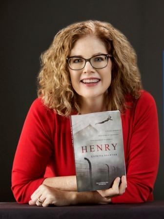 Author Katrina Shawver