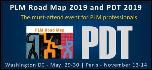 PLM Road Map & PDT 2019