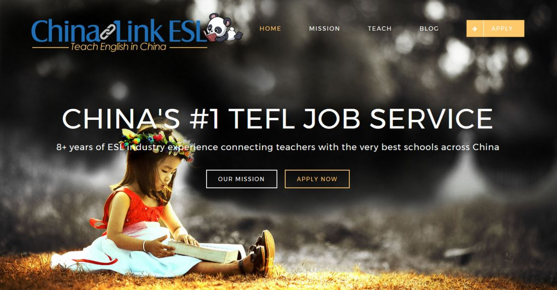 China Link ESL - Teach English with China's #1 TEFL Job Service