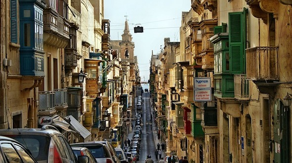 Valetta, Malta. Photo credit: pixabay.com