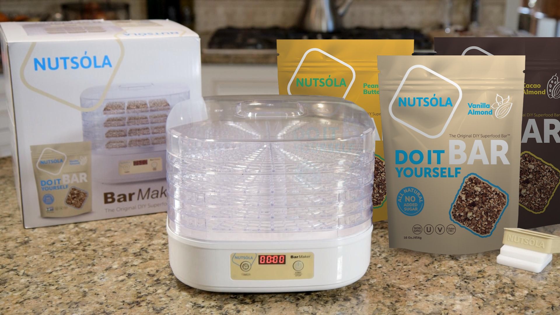 NUTSÓLA Product Line