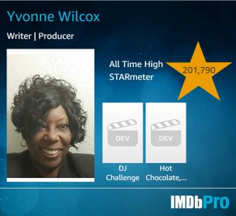 Writer | Producer Yvonne Wilcox