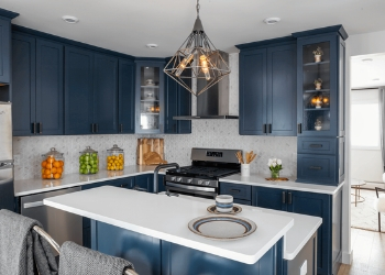 Learn How to use Painting Colors to achieve the Kitchen of your Dreams