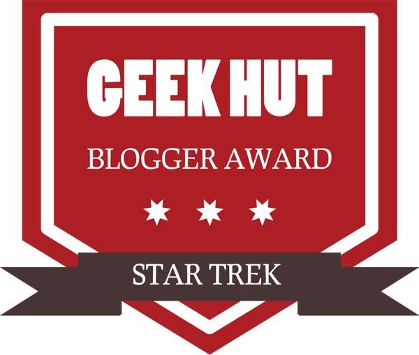 Star Trek Blogger Award