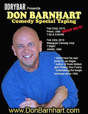 Don Barnhart Comedy Special 1