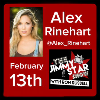 Alex Rinehart on the Jimmy Star Show With Russell